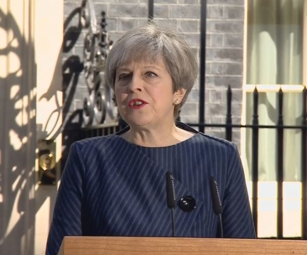 Image result for UK snap election: Poll puts Tories 19% ahead of Labour