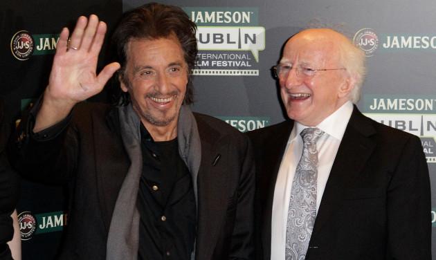 Jameson Dublin film festival
