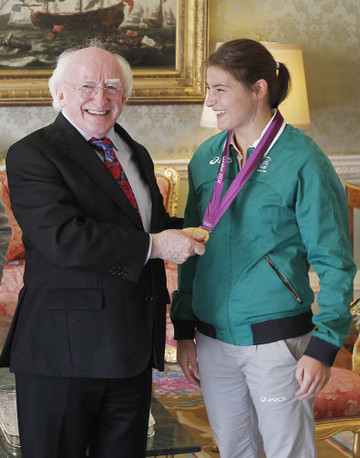 Irish Olympic Team official function