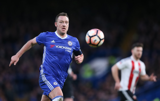 Chelsea v Brentford - Emirates FA Cup - Stamford Bridge