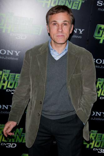 Green Hornet Premiere - Paris