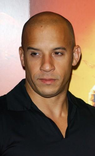 Vin Diesel The Chronicles Of Riddick premiere