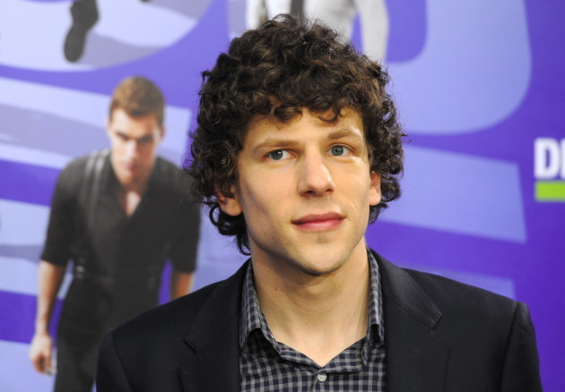 Jesse Eisenberg presents film 'Now You See Me' in Munich