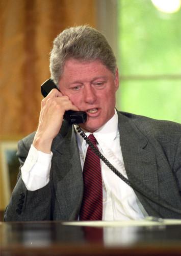 Clinton Participates in Enterprise Zones Phone Call