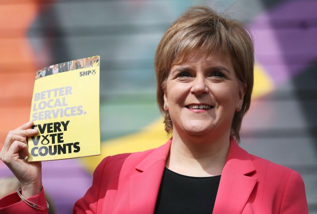 SNP local government election manifesto launch