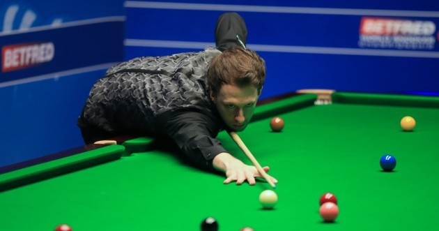 Betfred Snooker World Championships 2017 - Day Five - Crucible Theatre