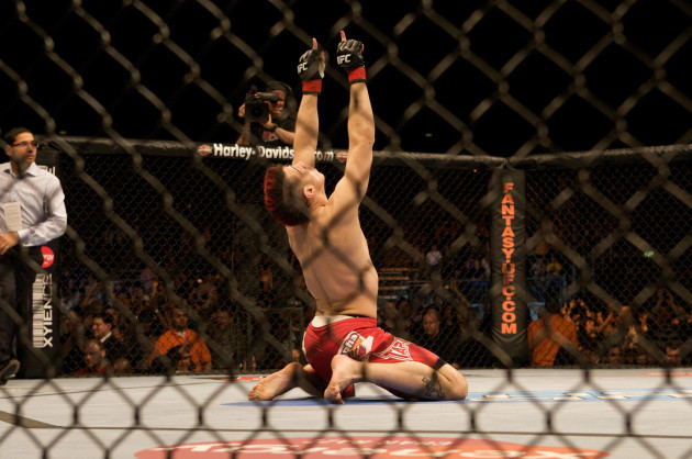 Sport - Ultimate Fighting Championship 95 - The O2 Arena