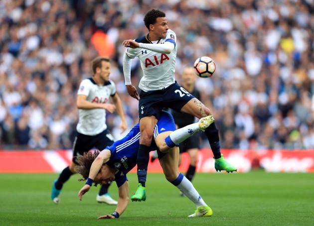 As it happened: Chelsea v Tottenham, FA Cup semi-final · The42