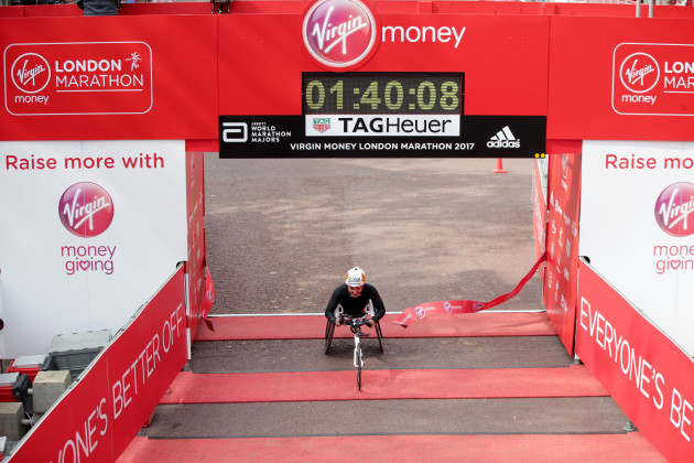 2017 Virgin Money London Marathon