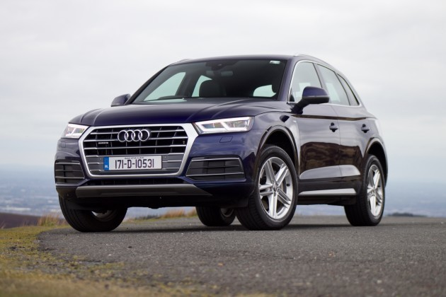 review is the new audi q5 really a rugged suv or just an. Black Bedroom Furniture Sets. Home Design Ideas