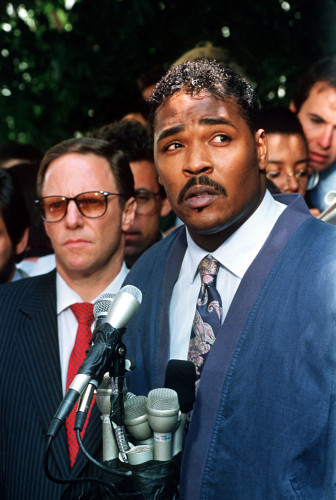 DPA Rodney King in Beverly Hills