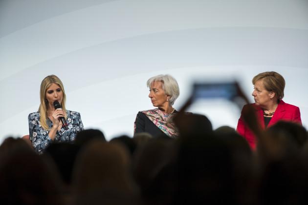 Germany: Woman 20 Summit in Berlin