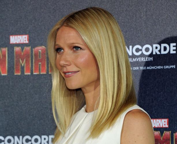 Iron Man 3 - Presentation of film with Gwyneth Paltrow