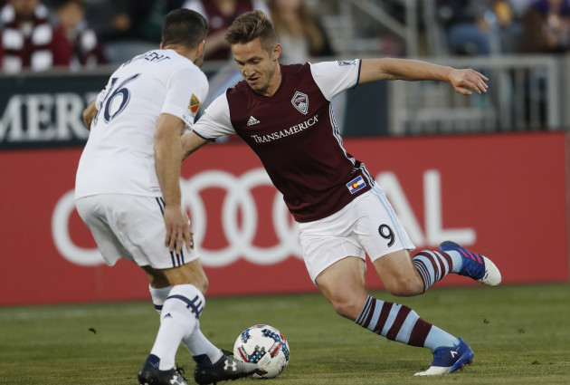 MLS Real Salt Lake Rapids Soccer