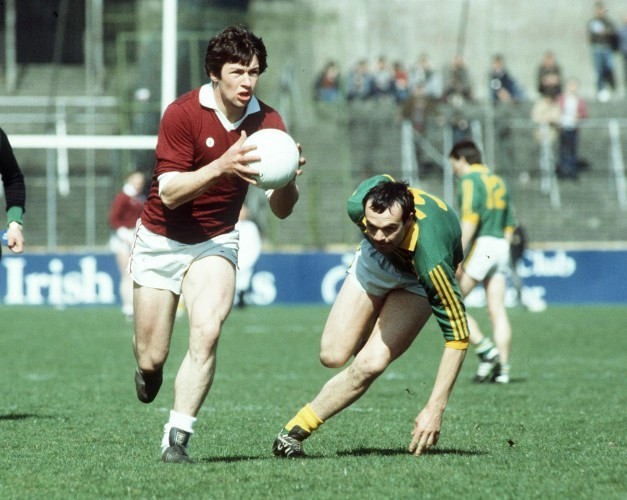 Val Daly and Michael Lyons 1984