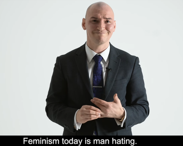 man hating
