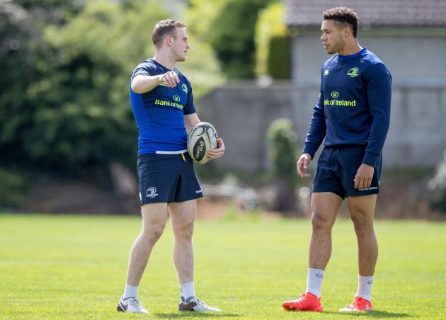 Nick McCarthy and Adam Byrne