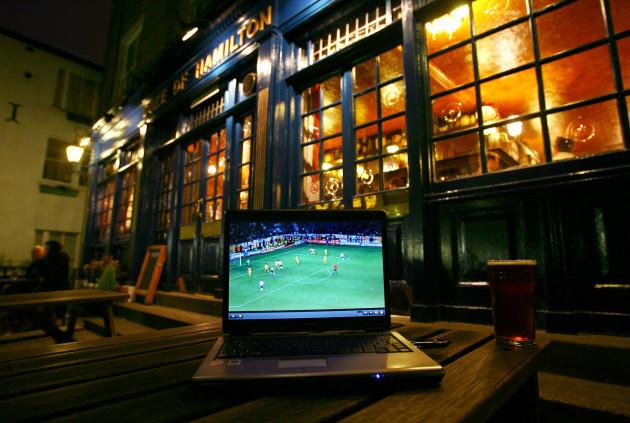 England World Cup qualifier against Ukraine on Internet