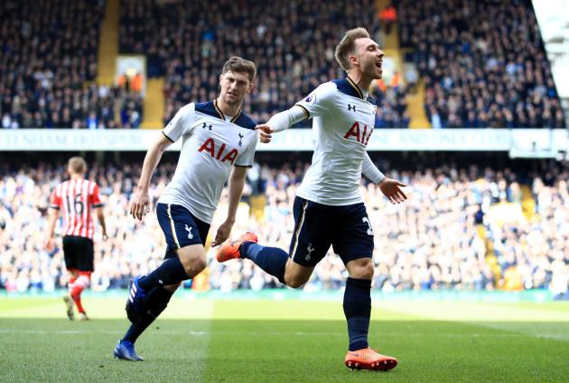 Tottenham Hotspur v Southampton - Premier League - White Hart Lane