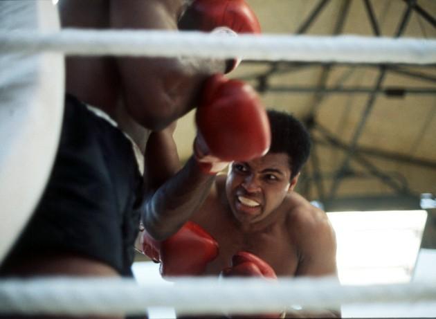 Muhammad Ali  1972