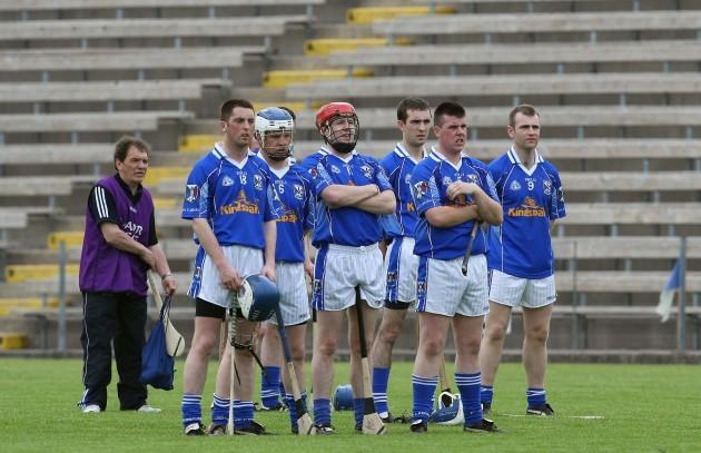 Cavan players