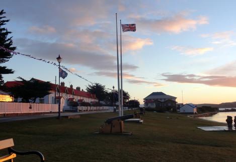 Falkland Islands stock
