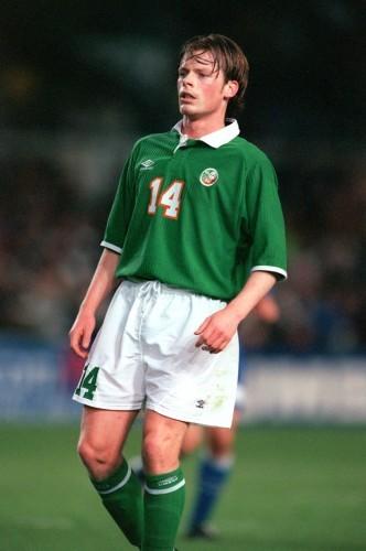Soccer - Friendly - Ireland v Greece