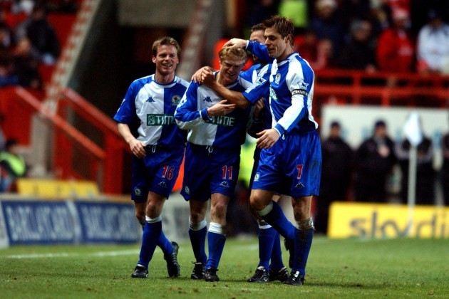 Soccer - FA Barclaycard Premiership - Charlton Athletic v Blackburn Rovers