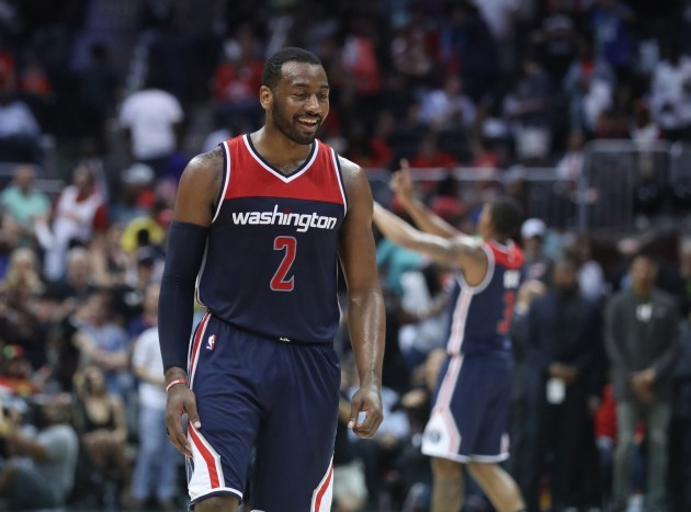NBA: Playoffs-Washington Wizards at Atlanta Hawks