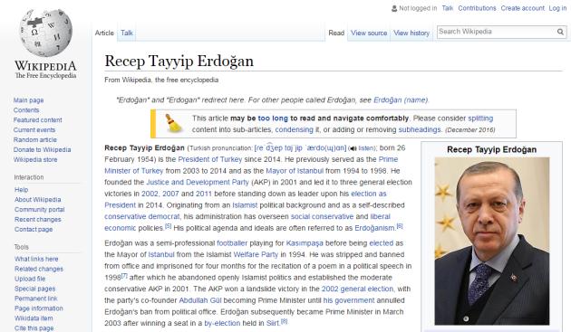 Erdogan wiki