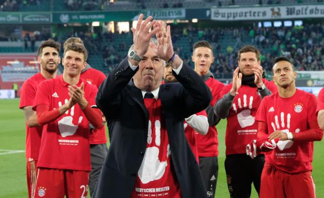 VfL Wolfsburg vs. Bayern Munich