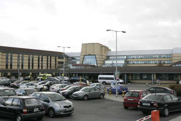 Tallaght Hospitals Scenes