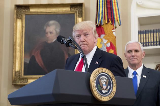 Trump Andrew Jackson