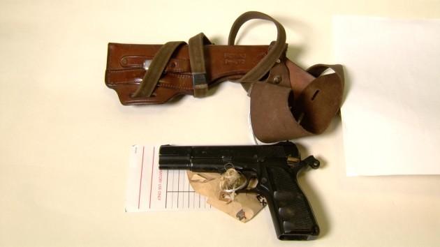NAIRAC GUN AND HOLSTER