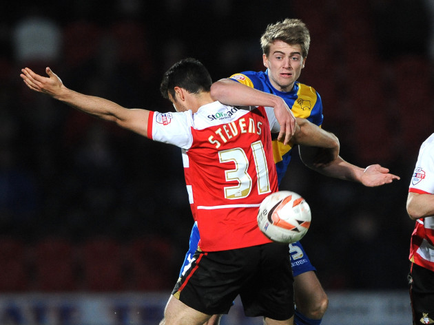 Soccer - Sky Bet Championship - Doncaster Rovers v Derby County - Keepmoat Stadium