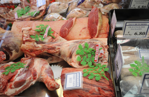 British lamb returns to US