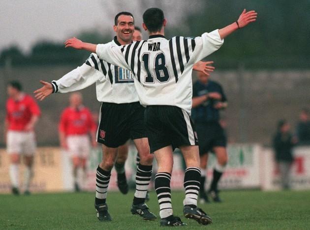 David Ward and Tom McNulty 1/5/1998