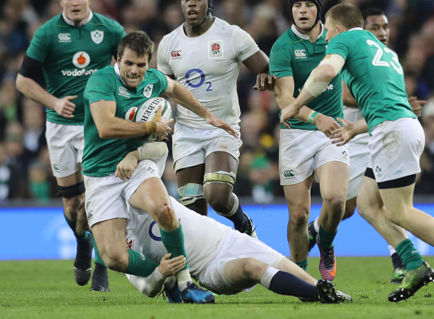 Ireland v England - RBS 6 Nations - Aviva Stadium