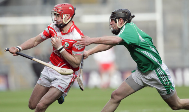 Hurling - GAA All Ireland Senior Club Championship Hurling - Final - Loughgiel Shamrocks v Coolderry - Croke Park