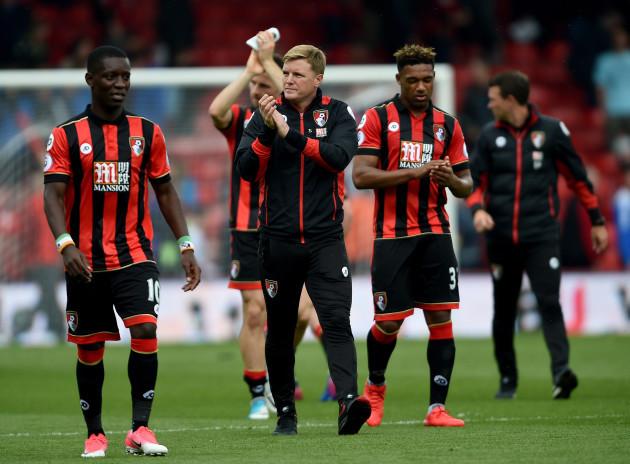 Bournemouth v Stoke City - Premier League - Vitality Stadium