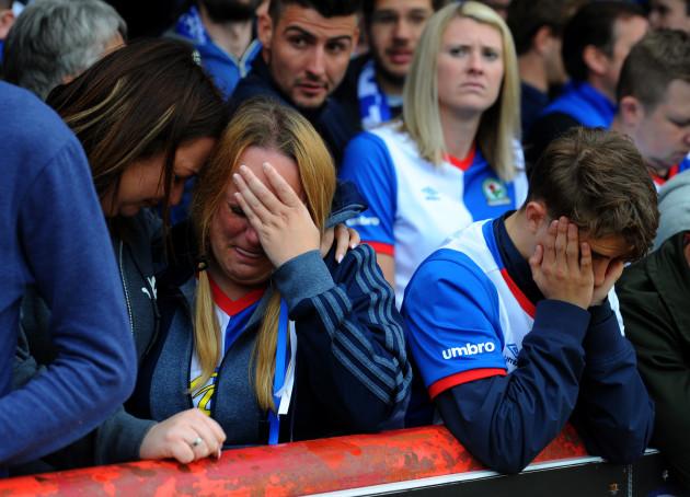 Brentford v Blackburn Rovers - Sky Bet Championship - Griffin Park
