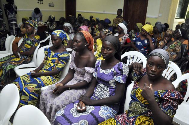 Nigeria Kidnapped Girls