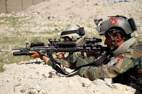 AFGHANISTAN-NANGARHAR-ARMY-IS-FIGHTING