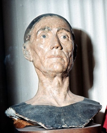 In pictures: Famous death masks · The Daily Edge