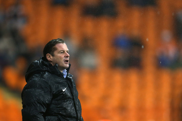 Blackpool v Peterborough United - Sky Bet League One - Bloomfield Road