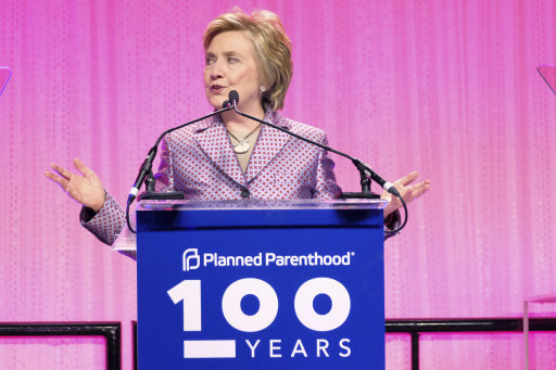 Planned Parenthood 100th Anniversary Gala - Inside