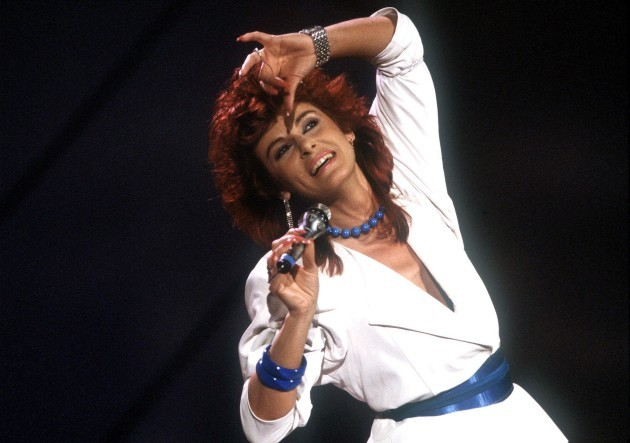 DPA Luxemburg - Eurovision Song Contest 1984