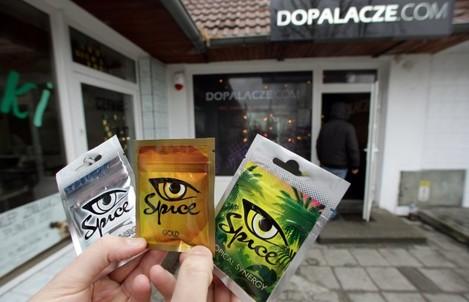 Herbal drug 'Spice' still sold in Poland
