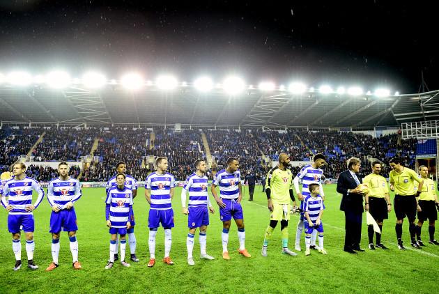 Reading v Queens Park Rangers - Sky Bet Championship - Madejski Stadium