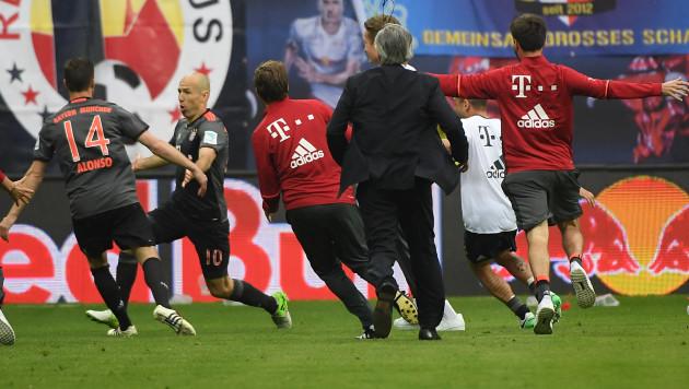 RB Leipzig vs. Bayern Munich